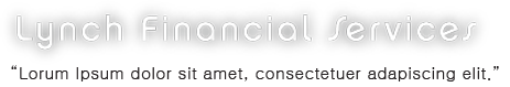 Logo Lynch Financial Services